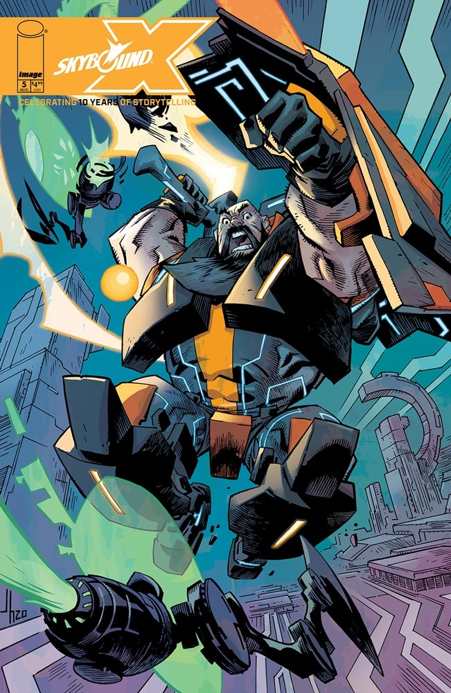 skyboundx_5c_howard Image Comics July 2021 Solicitations