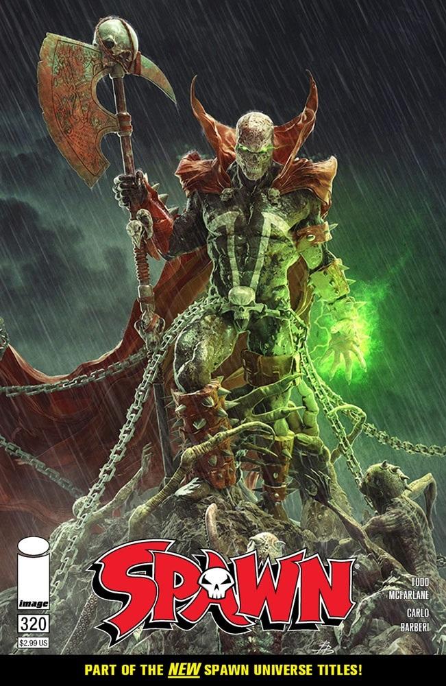 spawn_320a Image Comics July 2021 Solicitations