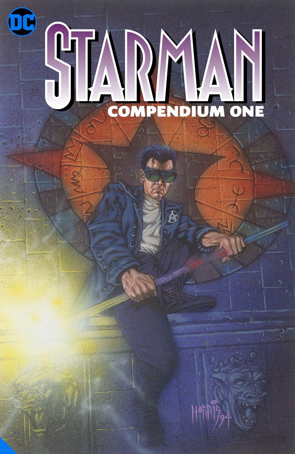 starmancompendiumone_adv DC Comics July 2021 Solicitations