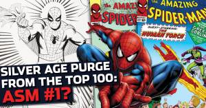 052821C-300x157 Silver Age Purge from the Top 100: Amazing Spider-Man #1
