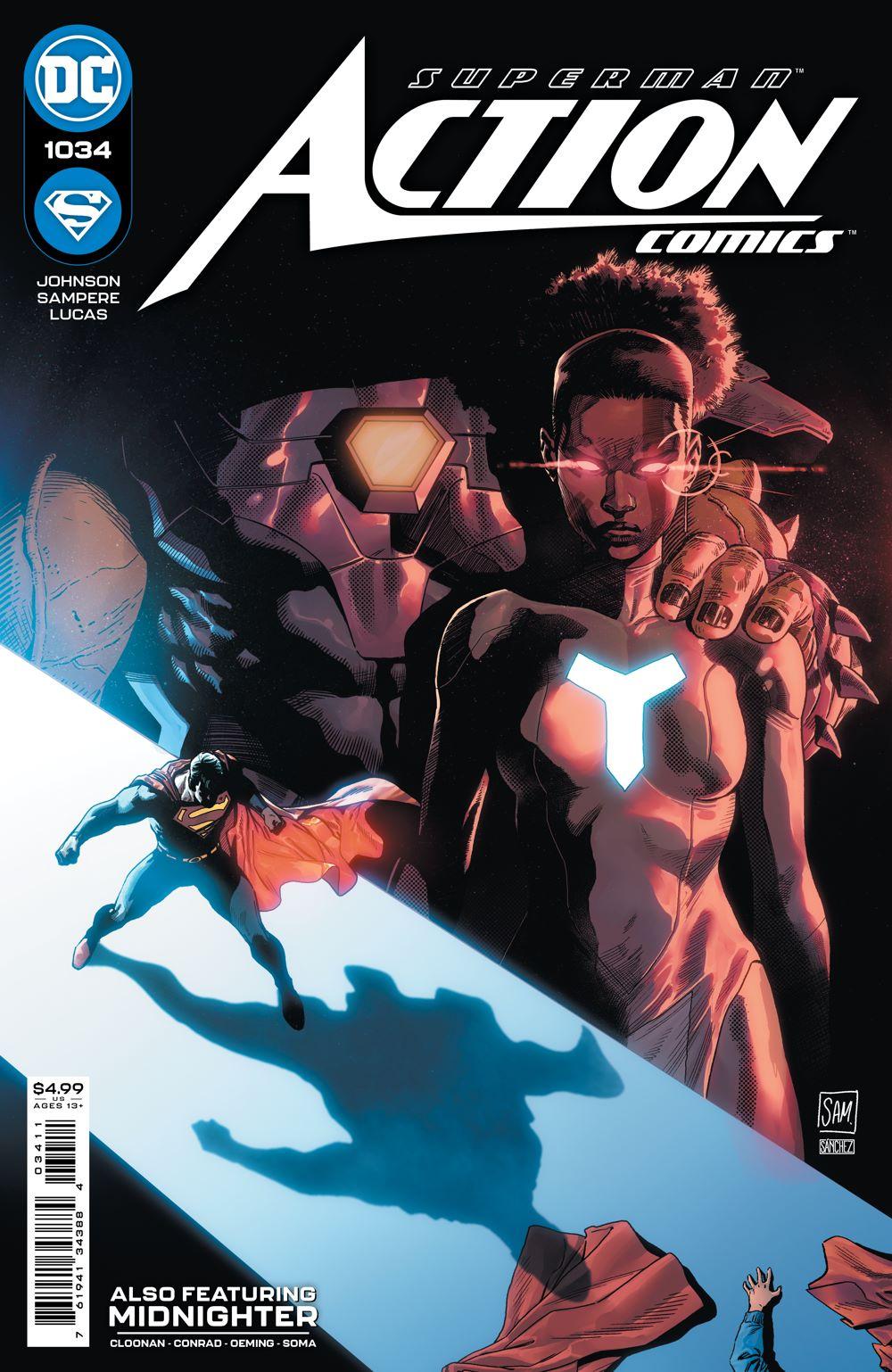 ACTIONCOMICS_Cv1034 DC Comics August 2021 Solicitations