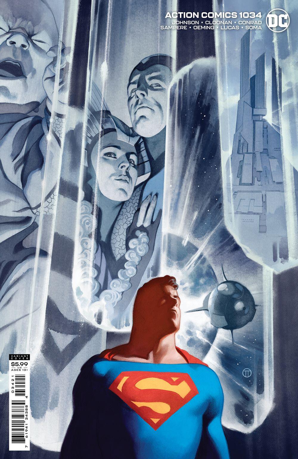 ACTIONCOMICS_Cv1034_var DC Comics August 2021 Solicitations