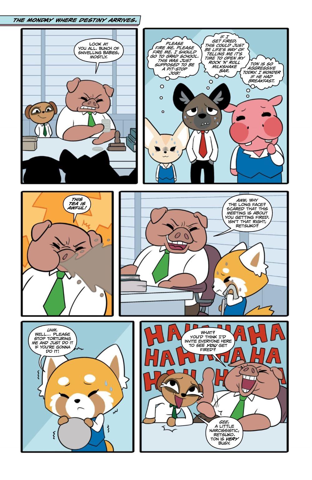 AGGRETSUKO-MHW-2-MARKETING-05-1 ComicList Previews: AGGRETSUKO MEET HER WORLD #2