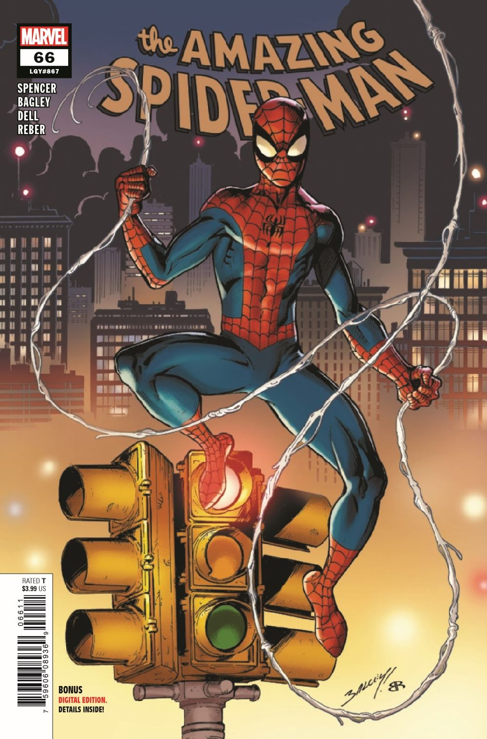 ASM2018066_Preview-1 ComicList Previews: THE AMAZING SPIDER-MAN #66