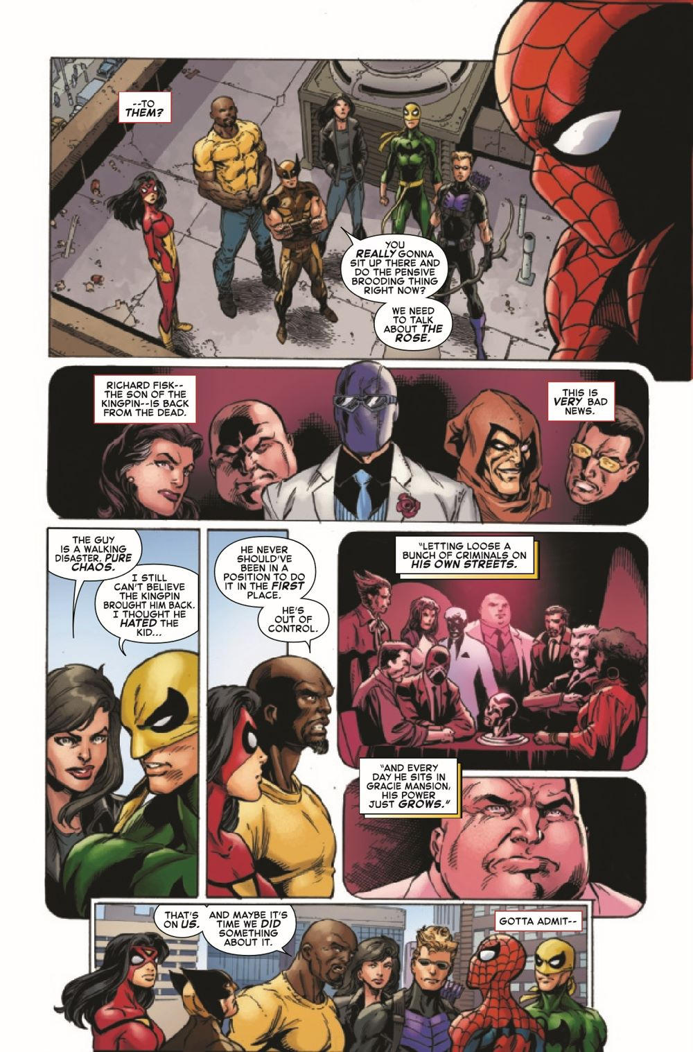 ASM2018066_Preview-6 ComicList Previews: THE AMAZING SPIDER-MAN #66