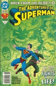 Adeventures-of-Superman-500-196x300 Hottest Comics 5/27: Black Cat Steals the Show