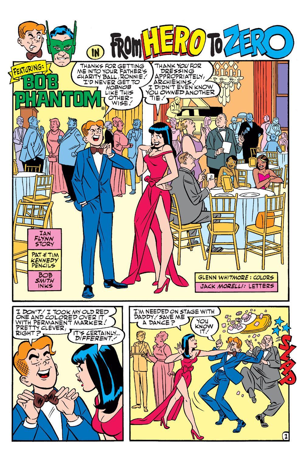 ArchieAndFriends_Superheroes-3 ComicList Previews: ARCHIE AND FRIENDS SUPERHEROES #1