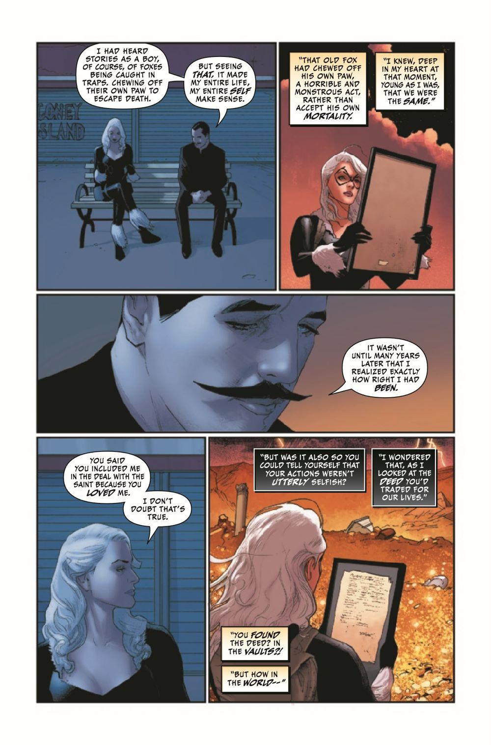 BLACKCAT2020007_Preview-5 ComicList Previews: BLACK CAT #7