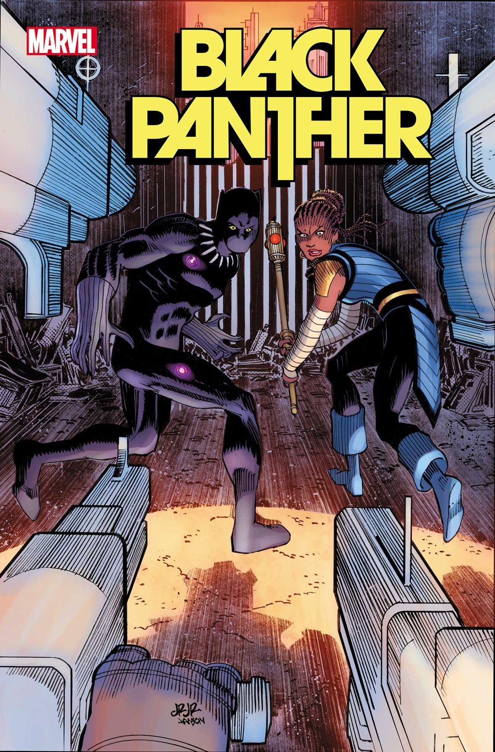 BLAP2021001_Romita_Var Marvel Comics August 2021 Solicitations