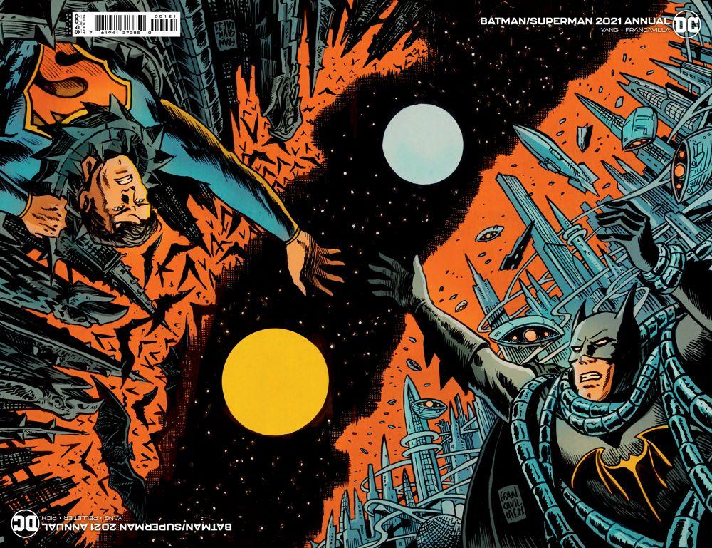 BMSM_2021Ann_Cv_var DC Comics August 2021 Solicitations