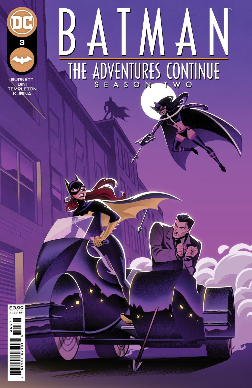 BMTACS2_Cv3 DC Comics August 2021 Solicitations