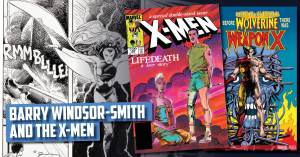 Barry-300x157 Barry Windsor-Smith and the X-Men