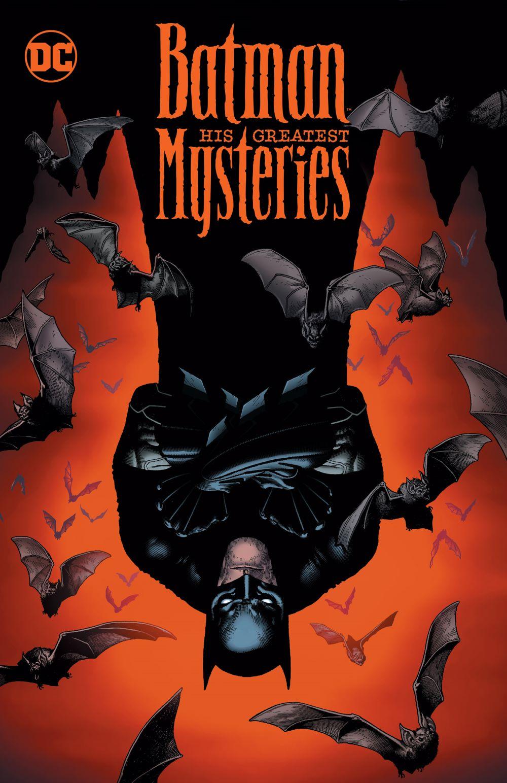 Batman_Mysteries_adv DC Comics August 2021 Solicitations