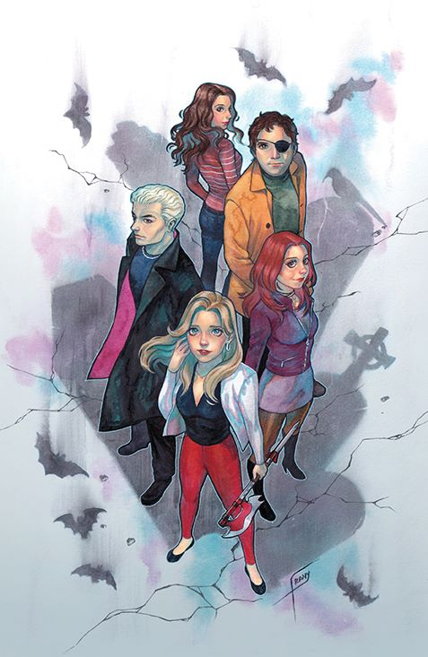 Buffy_025_Cover_E_Variant ComicList: BOOM! Studios New Releases for 05/12/2021