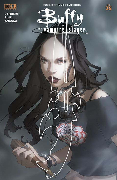 Buffy_025_Cover_F_Variant ComicList: BOOM! Studios New Releases for 05/12/2021