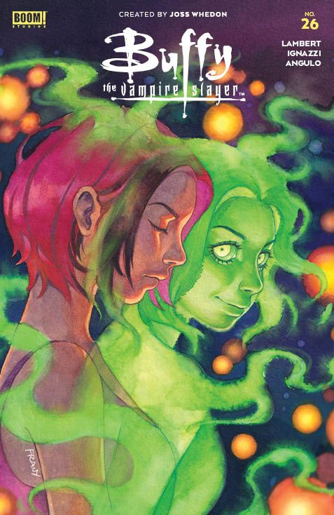 Buffy_026_Cover_A_Main ComicList: BOOM! Studios New Releases for 06/02/2021