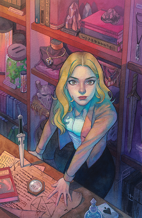Buffy_028_Cover_A_Main BOOM! Studios August 2021 Solicitations