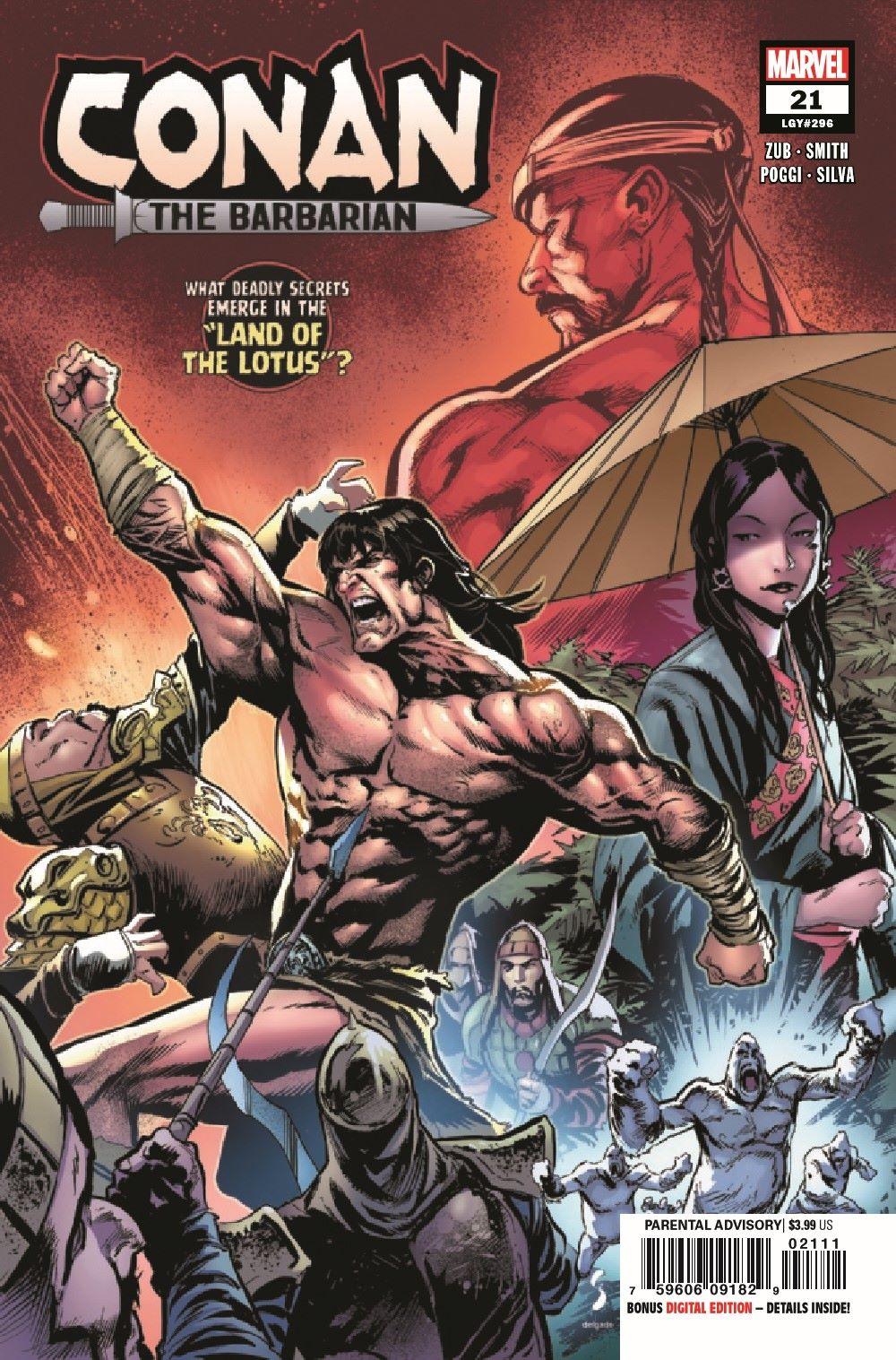 CONANBARB2019021_Preview-1 ComicList Previews: CONAN THE BARBARIAN #21