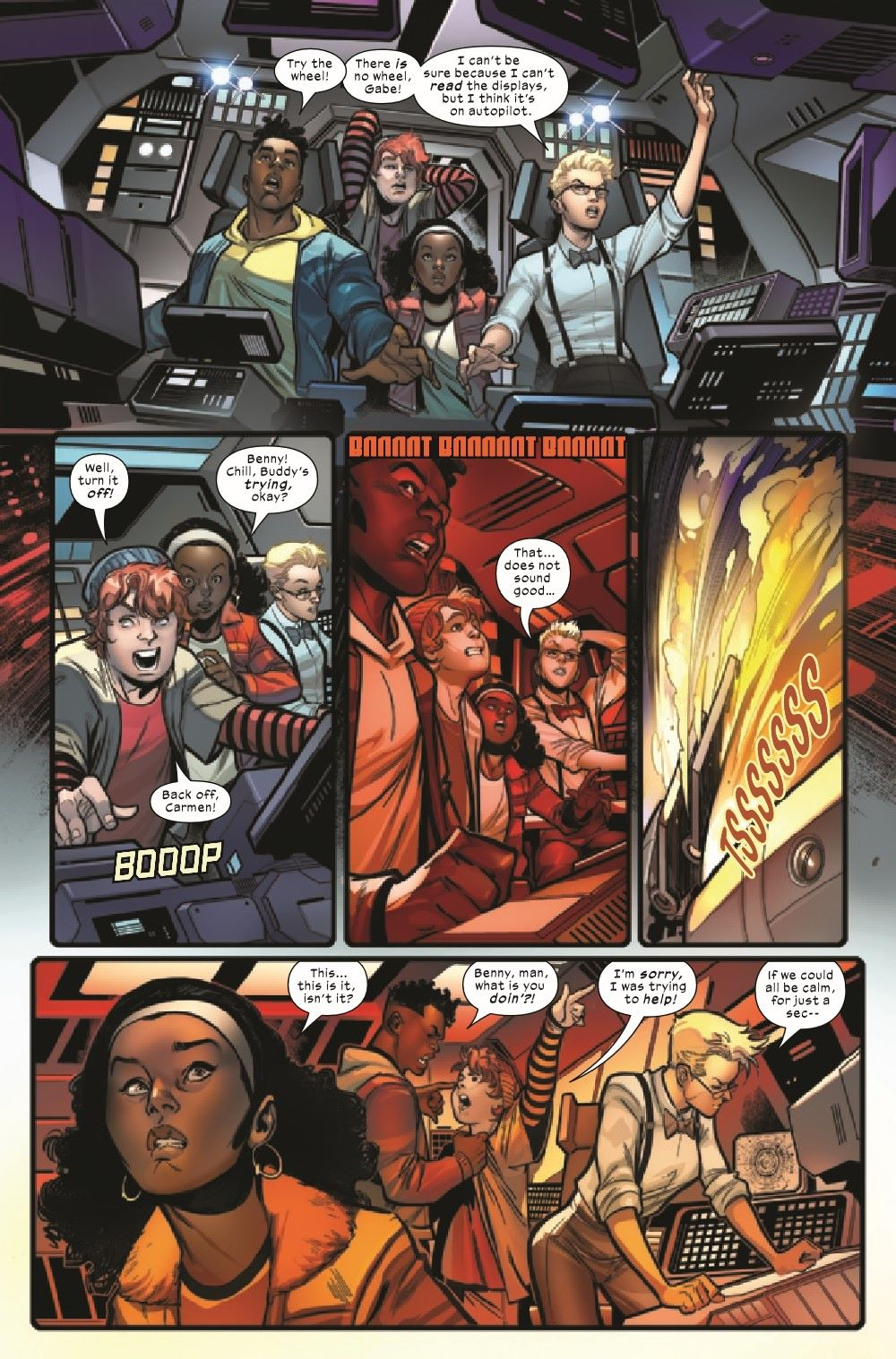 COTA2021003_Preview-3 ComicList Previews: CHILDREN OF THE ATOM #3