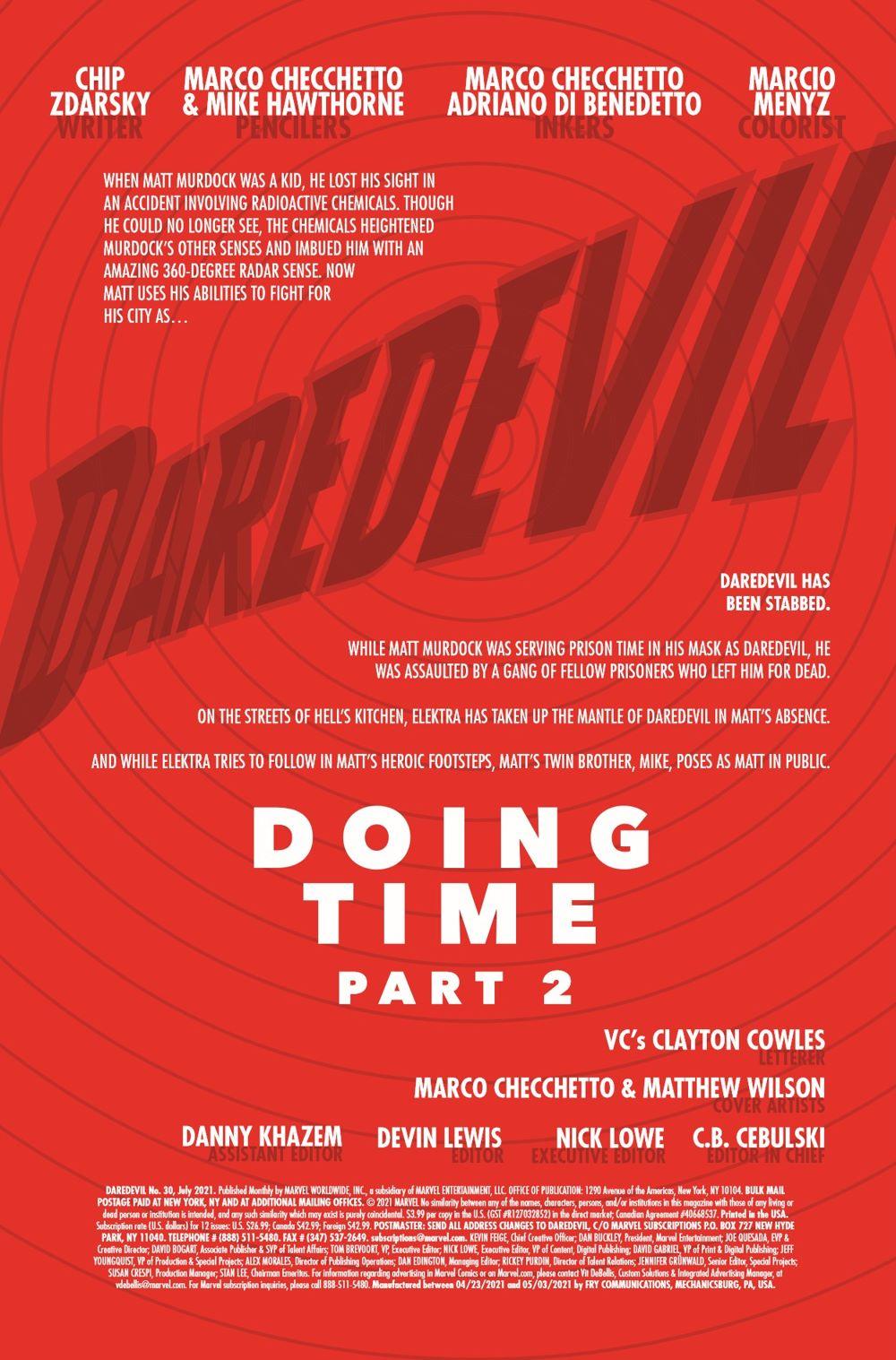 DD2019030_Preview-2 ComicList Previews: DAREDEVIL #30