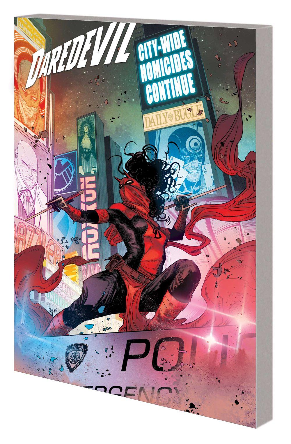 DD_VOL_6_TPB Marvel Comics August 2021 Solicitations