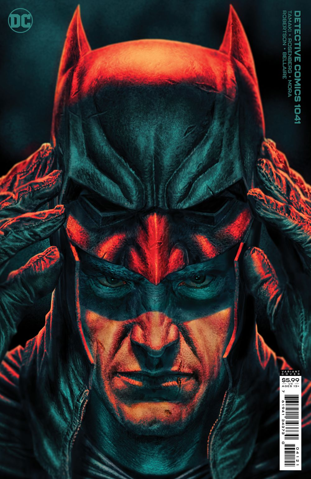 DTC_Cv1041_var DC Comics August 2021 Solicitations