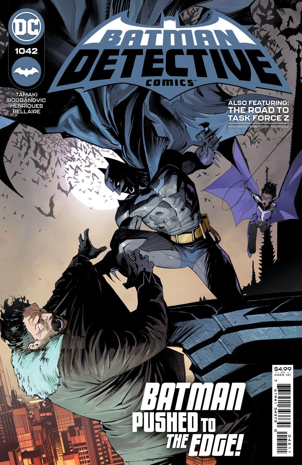 DTC_Cv1042 DC Comics August 2021 Solicitations