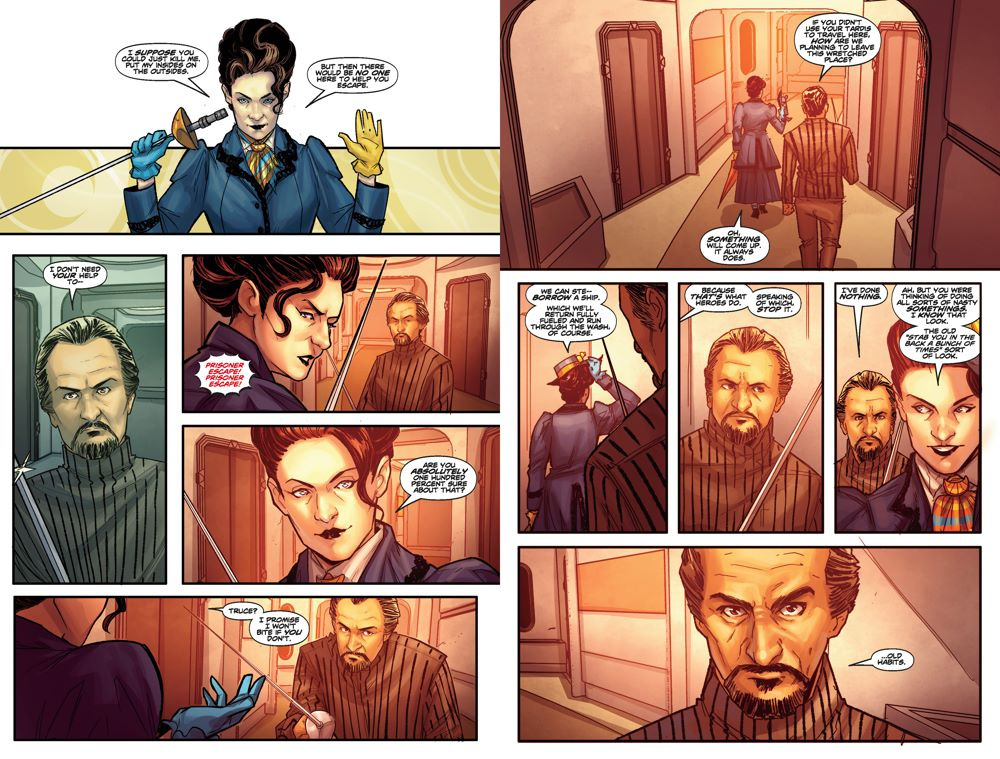 Doctor-Who-Missy-2-Interior_Page_2 ComicList Previews: DOCTOR WHO MISSY #2