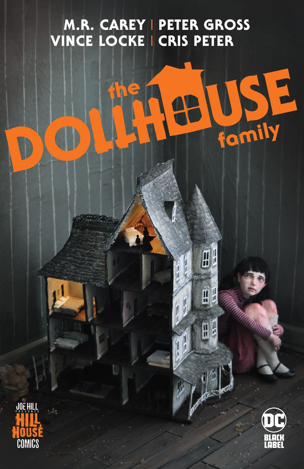 Dollhouse_Family_adv DC Comics August 2021 Solicitations