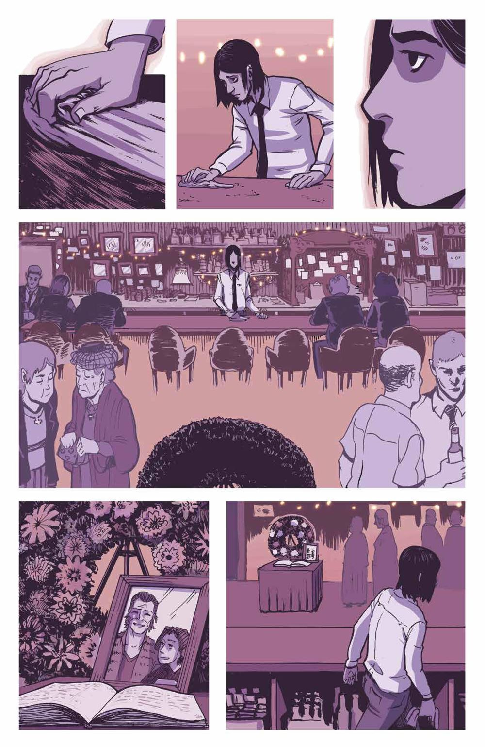 DownRiverPeople_SC_PRESS_14 ComicList Previews: THE DOWN RIVER PEOPLE GN