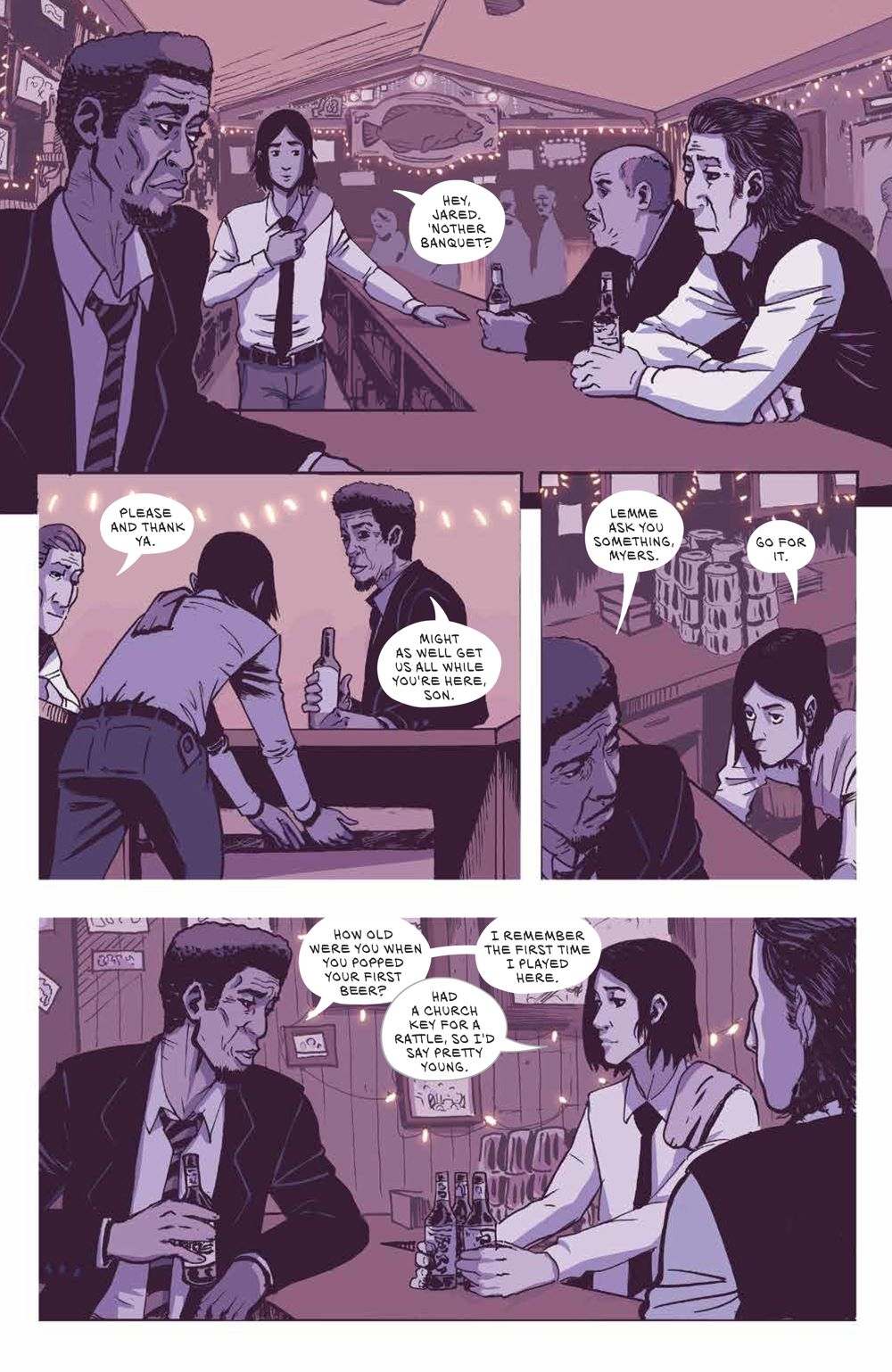DownRiverPeople_SC_PRESS_15 ComicList Previews: THE DOWN RIVER PEOPLE GN