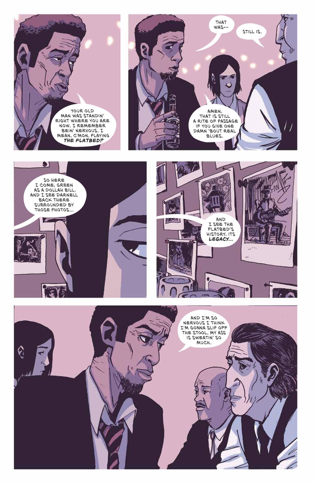 DownRiverPeople_SC_PRESS_16 ComicList Previews: THE DOWN RIVER PEOPLE GN