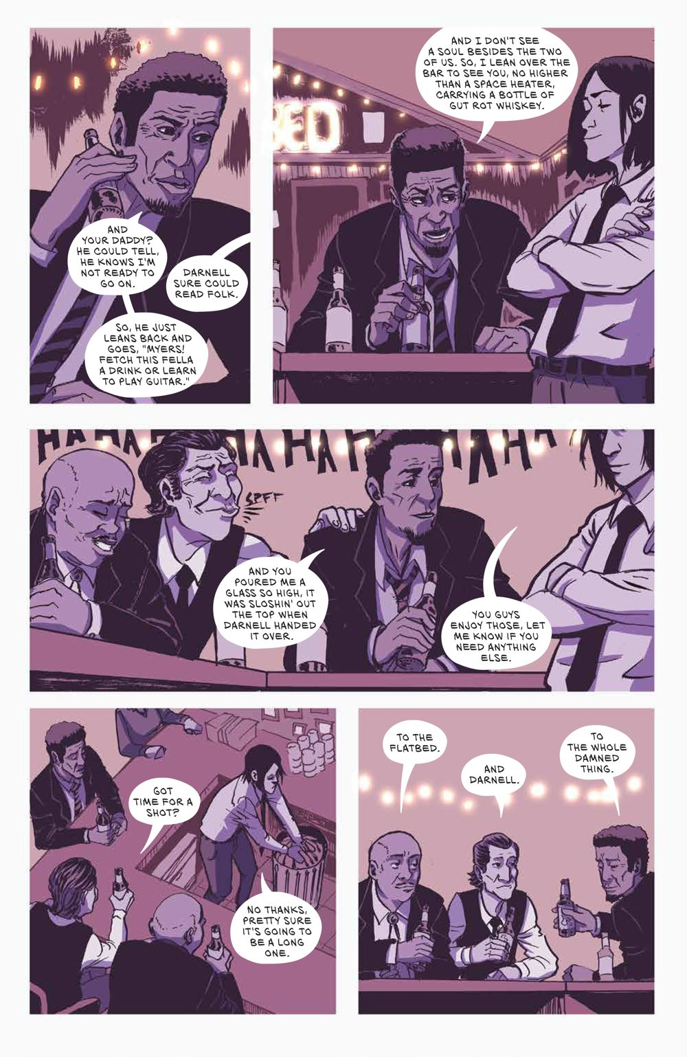 DownRiverPeople_SC_PRESS_17 ComicList Previews: THE DOWN RIVER PEOPLE GN