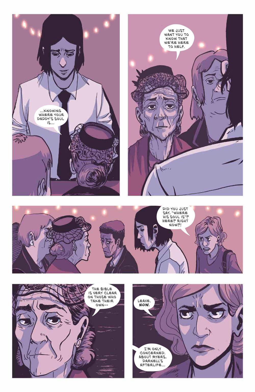 DownRiverPeople_SC_PRESS_19 ComicList Previews: THE DOWN RIVER PEOPLE GN