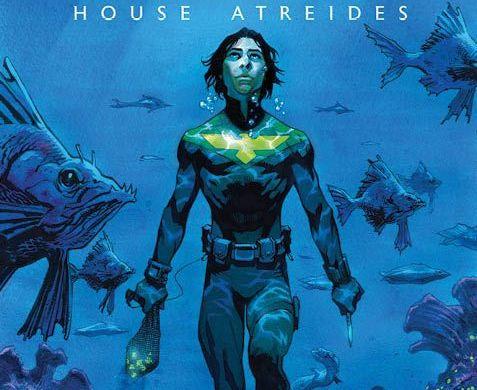 Dune_HouseAtreides_007_Cover_B_Variant ComicList Previews: DUNE HOUSE ATREIDES #7 (OF 12)