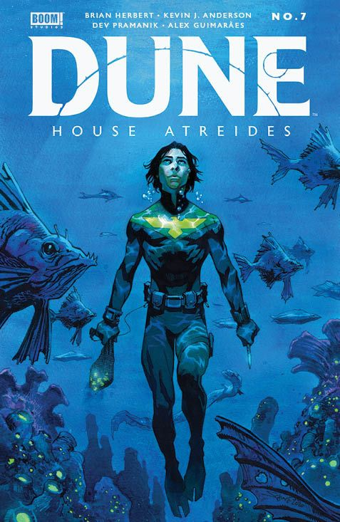 Dune_HouseAtreides_007_Cover_B_Variant ComicList: BOOM! Studios New Releases for 05/26/2021