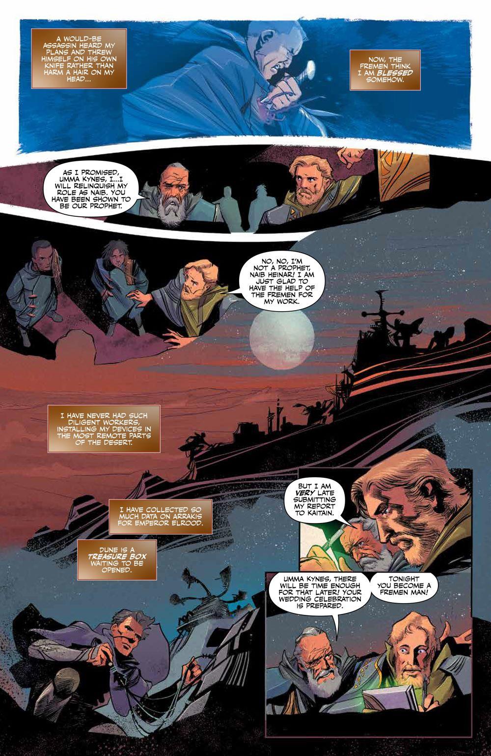Dune_HouseAtreides_007_PRESS_4 ComicList Previews: DUNE HOUSE ATREIDES #7 (OF 12)