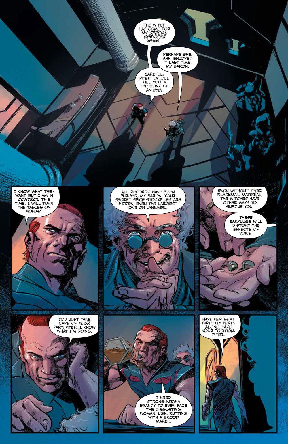 Dune_HouseAtreides_007_PRESS_7 ComicList Previews: DUNE HOUSE ATREIDES #7 (OF 12)