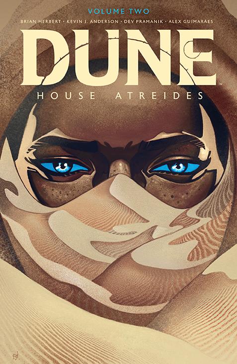 Dune_HouseAtreides_v2_SIMON BOOM! Studios August 2021 Solicitations