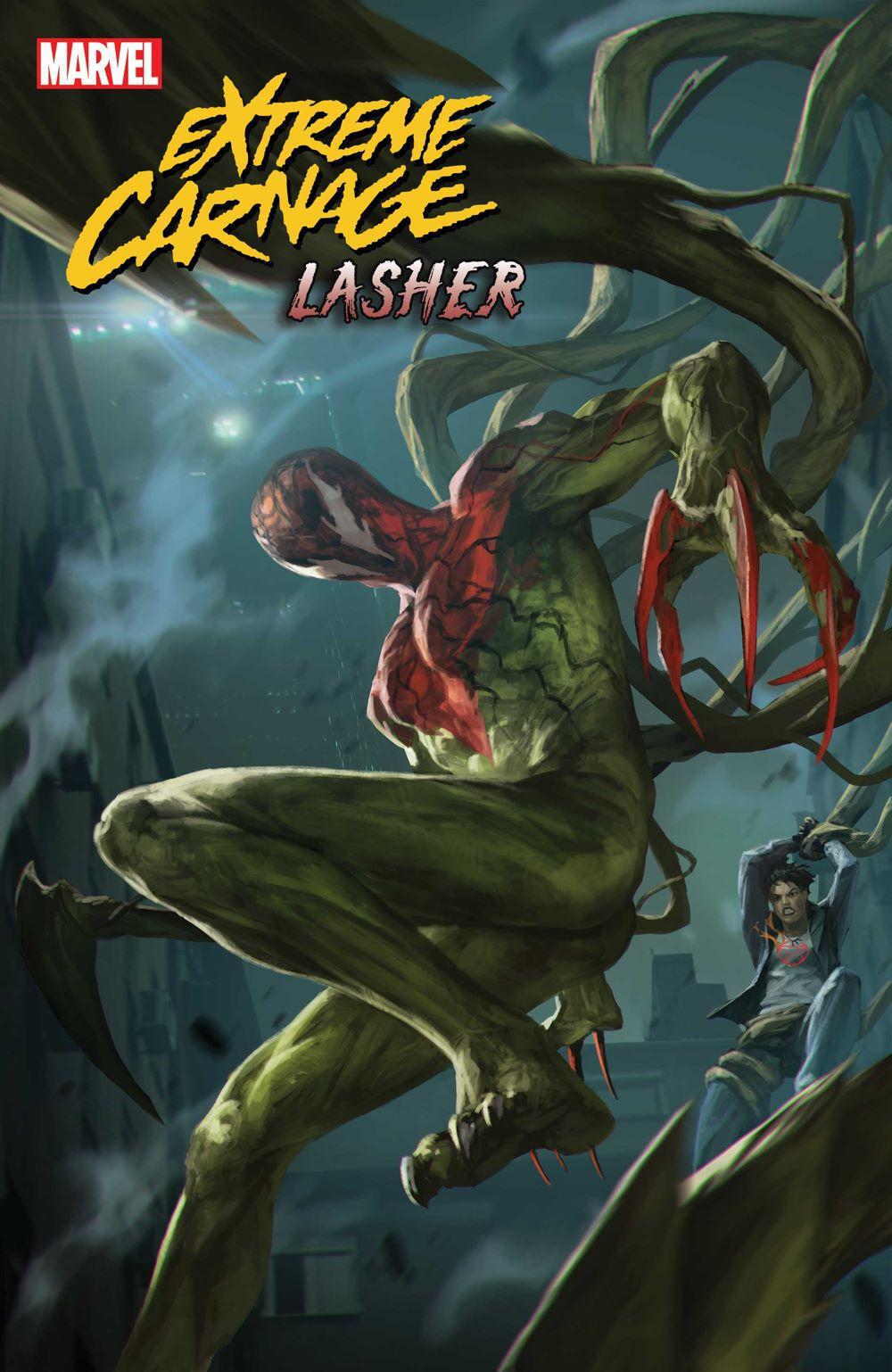 EXTCARNLA2021001_cov Marvel Comics August 2021 Solicitations