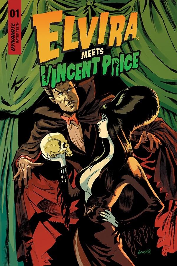 Elvira-Price-01-01011-A-Acosta Vincent Price joins Elvira in ELVIRA MEETS VINCENT PRICE