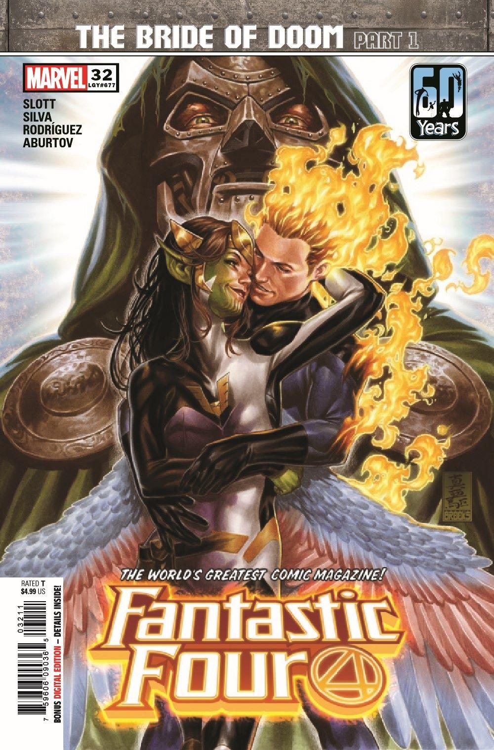 FF2018032_Preview-1 ComicList Previews: FANTASTIC FOUR #32