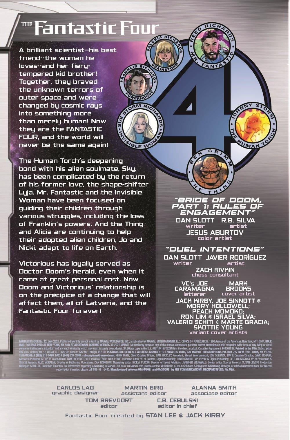 FF2018032_Preview-2 ComicList Previews: FANTASTIC FOUR #32