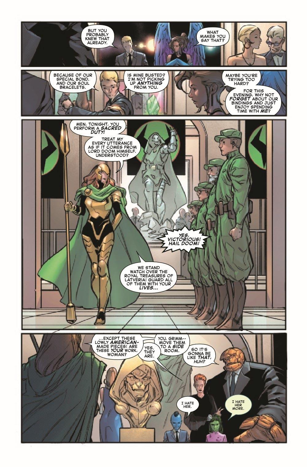 FF2018032_Preview-4 ComicList Previews: FANTASTIC FOUR #32