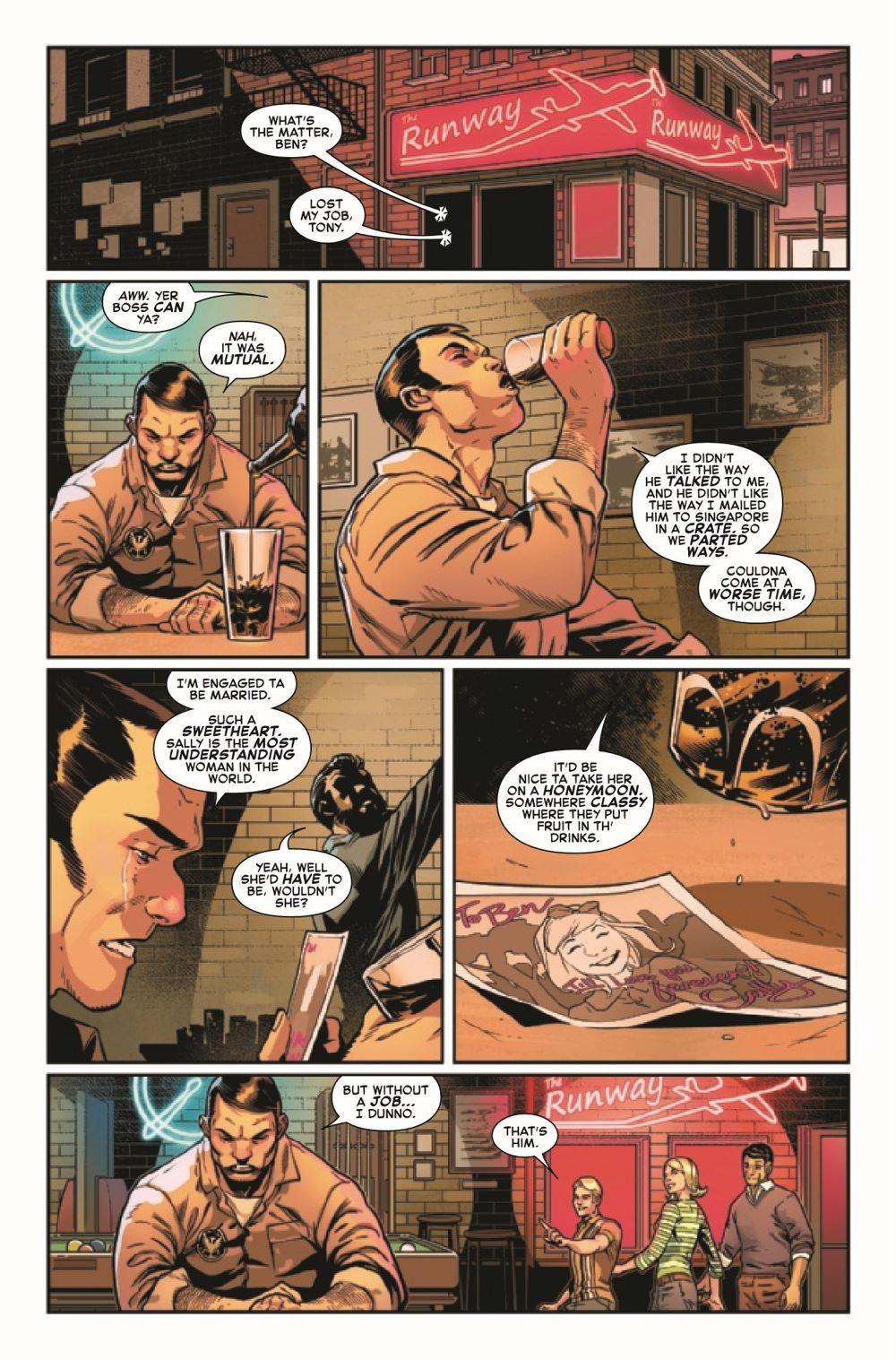 FFLIFESTORY2021001_Preview-4 ComicList Previews: FANTASTIC FOUR LIFE STORY #1 (OF 6)