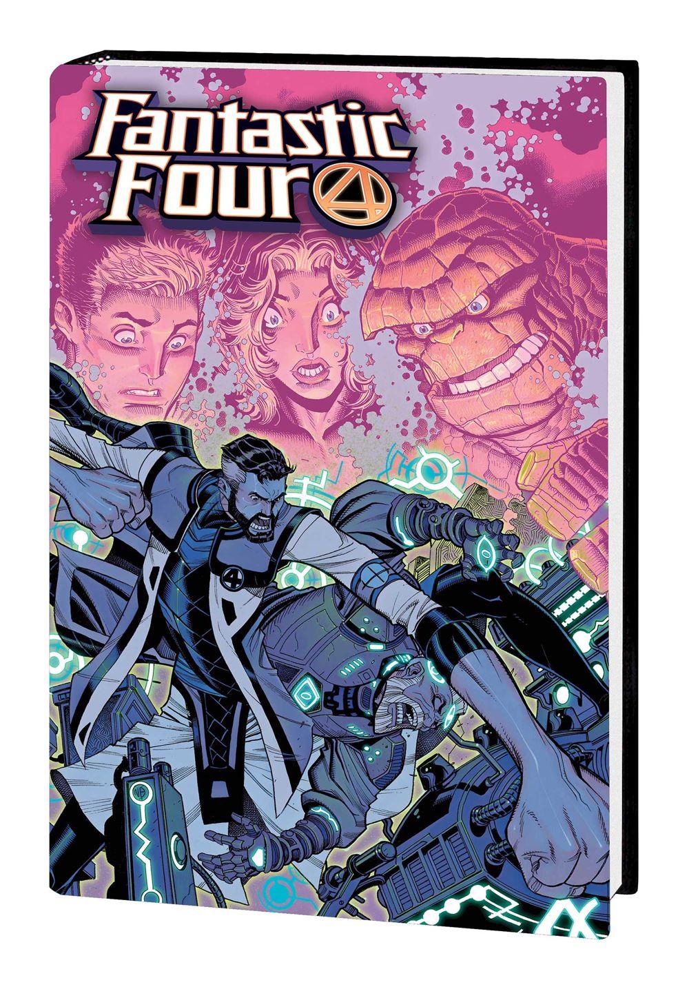 FF_DAN_SLOTT_VOL_2_HC Marvel Comics August 2021 Solicitations
