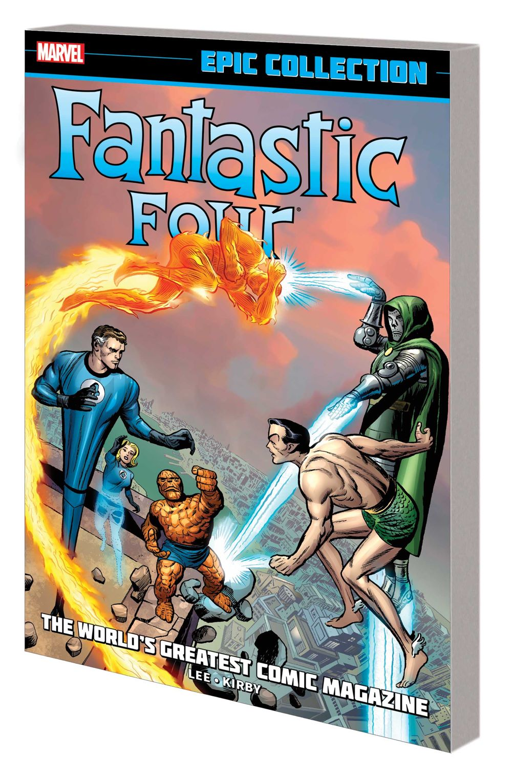 FF_EPIC_WGC_VOL_1_TPB Marvel Comics August 2021 Solicitations