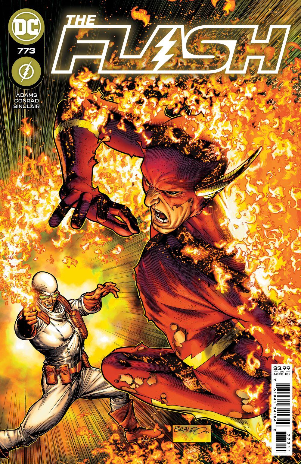 FLS_Cv773 DC Comics August 2021 Solicitations
