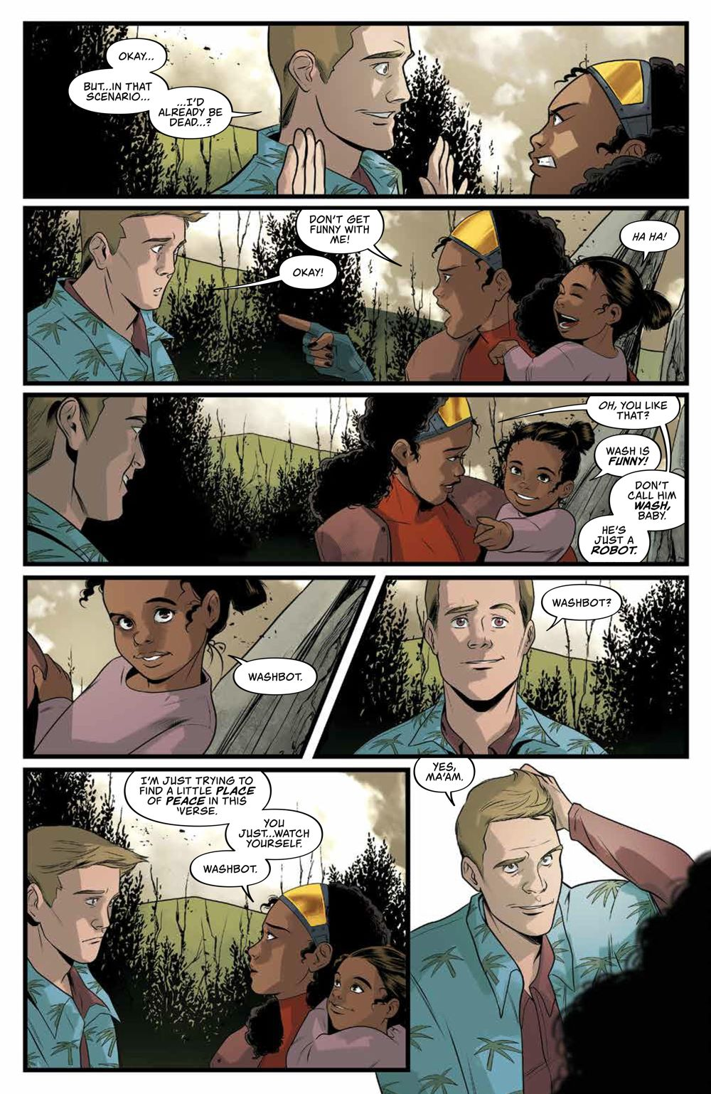 Firefly_029_PRESS_5 ComicList Previews: FIREFLY #29
