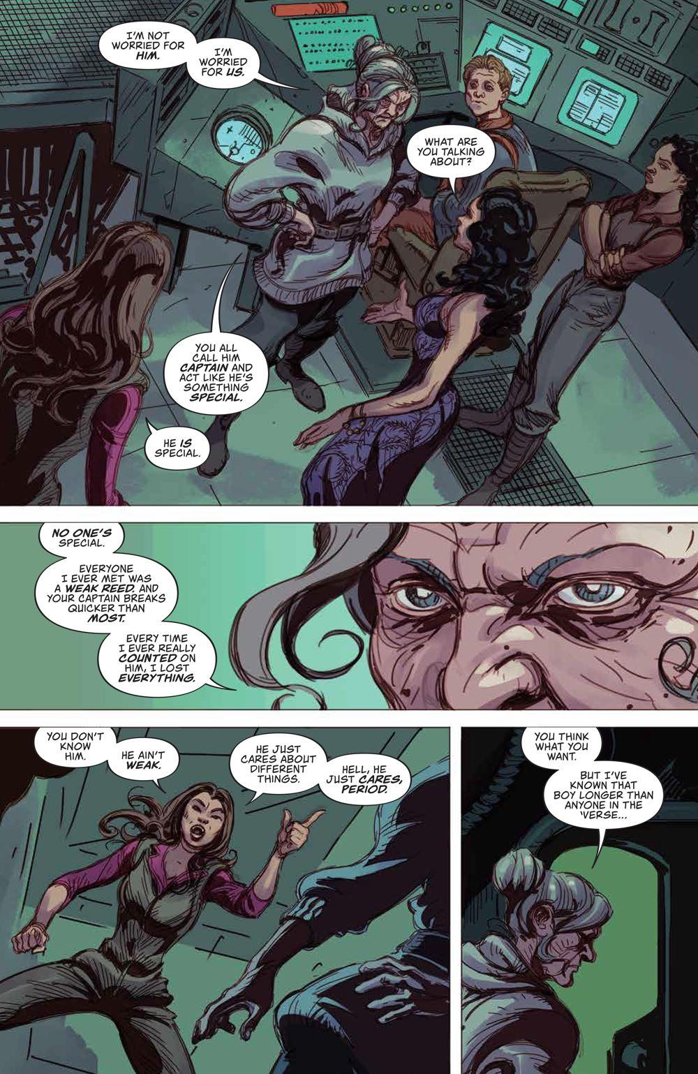 Firefly_BlueSunRising_v2_HC_19 ComicList Previews: FIREFLY BLUE SUN RISING VOLUME 2 HC